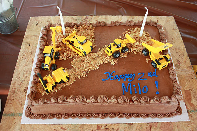 Tractor Birthday Party Live Free Creative Co