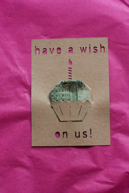 Have A Wish Gift Card Diy Live Free Creative Co