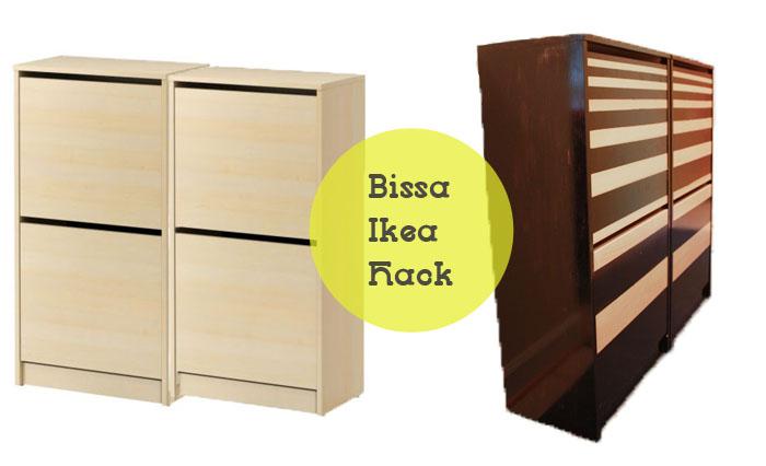Ikea Hack: Bissa Shoe Cabinet