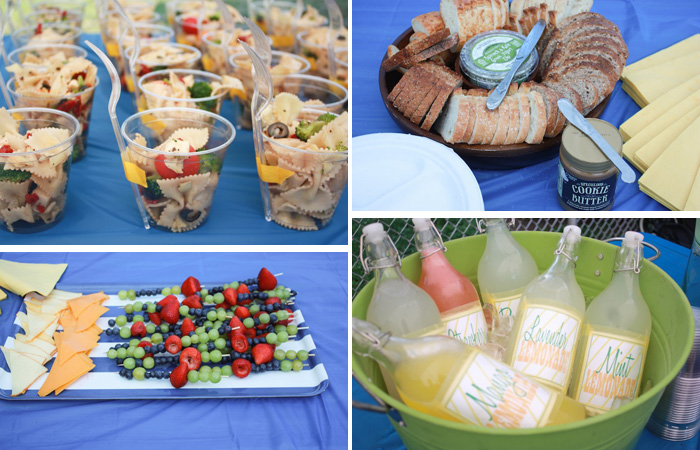 Finger Food Ideas For A Pool Party