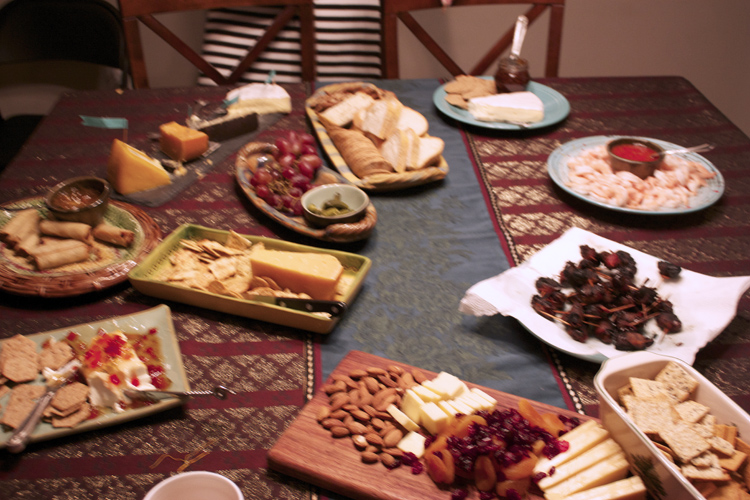 Cozy Christmas Food OLM Blog