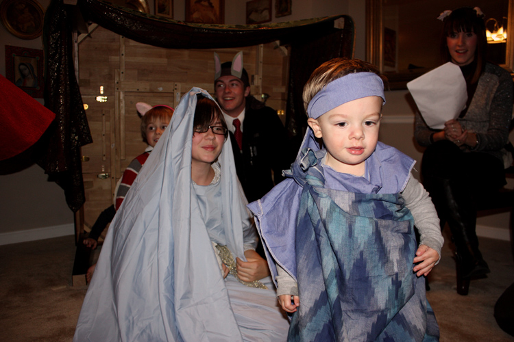 Cozy Christmas Nativity OLM Blog