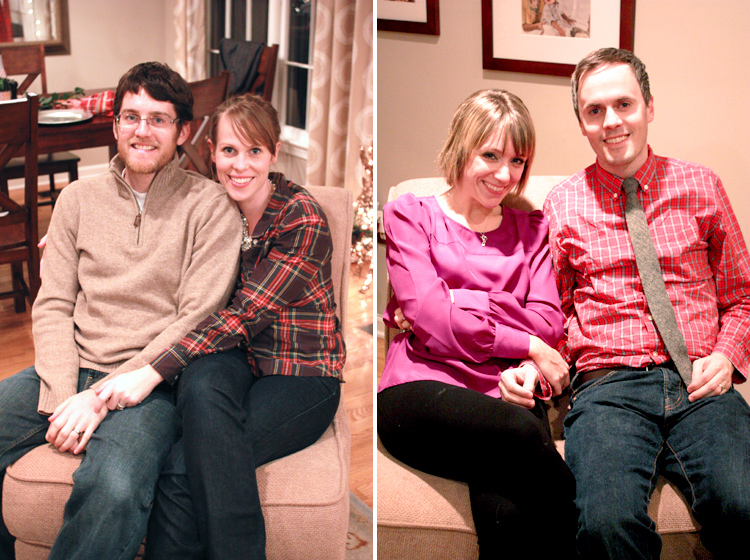 Cozy Christmas with Friends OLM Blog