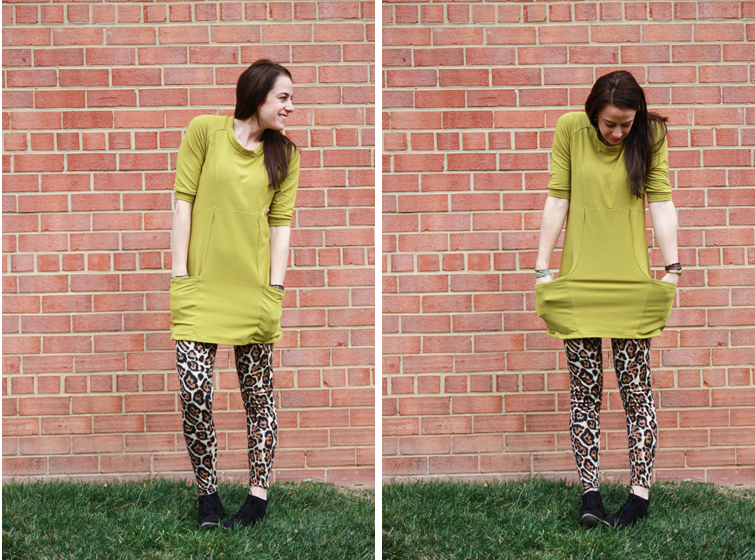 Stretch Yourself Series Review - One Little Minute Blog-Victory Lola Tunic