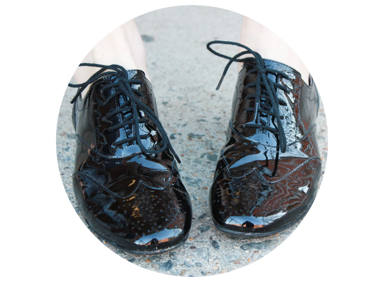 Alt Summit Shoes - One Little Minute Blog