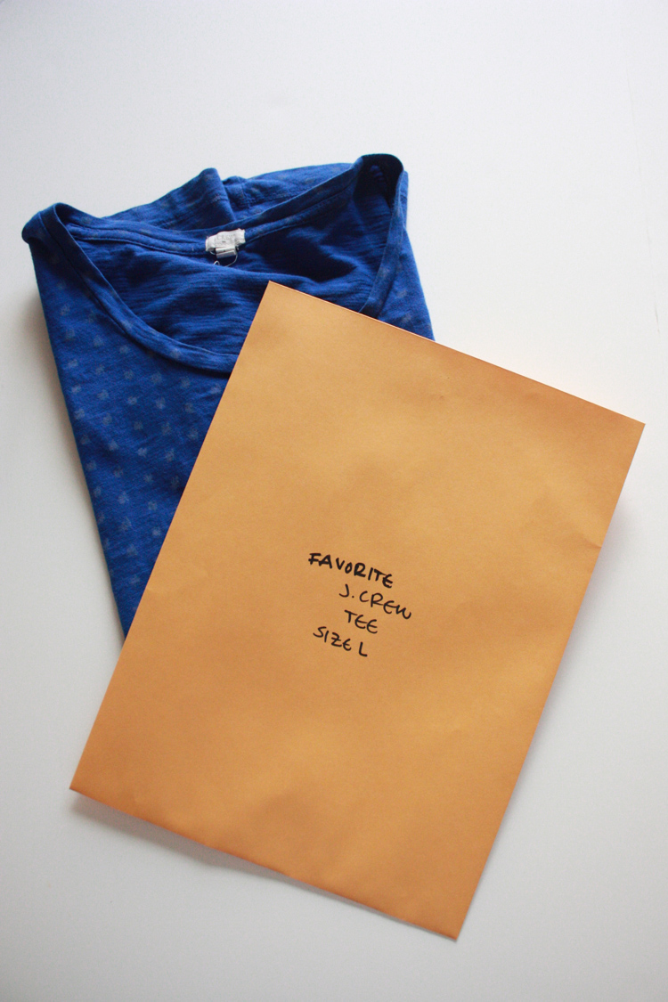 Favorite Tee Rub Off - One Little Minute Blog-tee to pattern!!