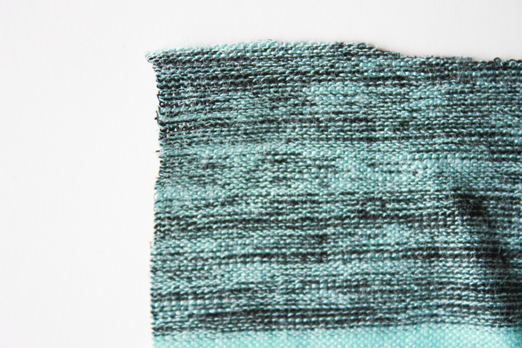 How to Choose a Knit Fabric-one little minute blog- jersey wrong side