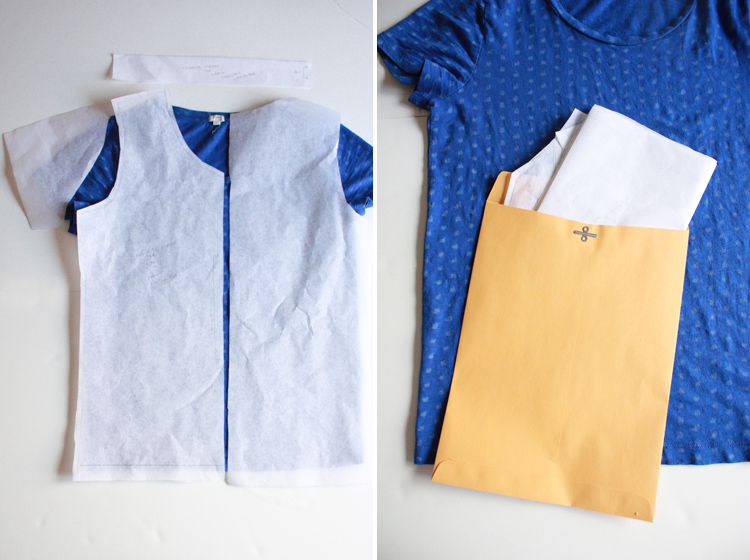 DIY Shirt Patterns