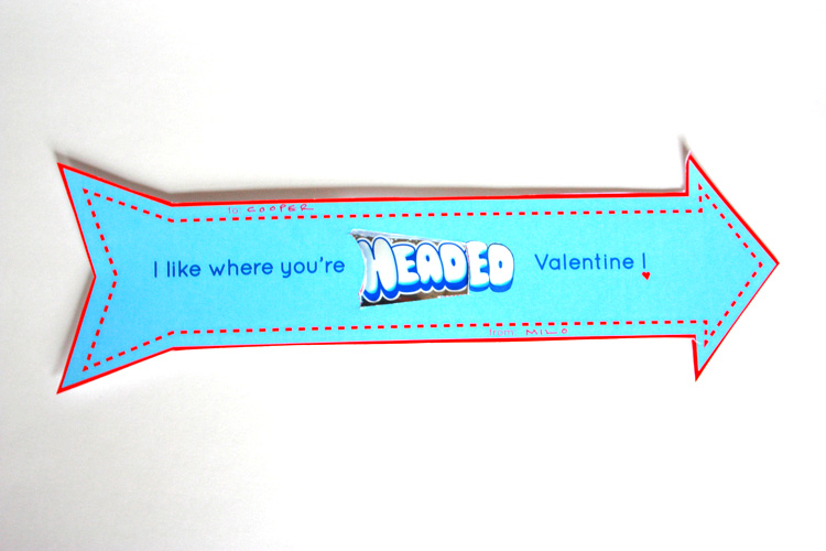 Airheads Arrow Valentine-One Little Minute Blog-5
