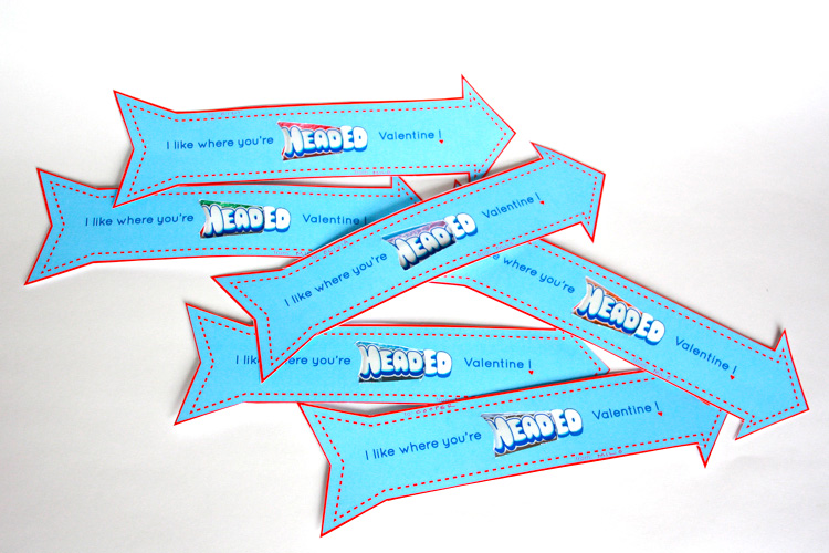 Airheads Arrow Valentine-One Little Minute Blog-6