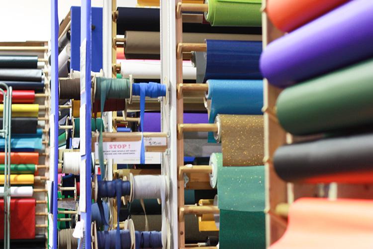 One Little Minute Blog-Birthday Trip-Seattle Fabrics