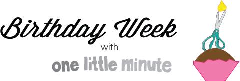 Birthday Week Logo