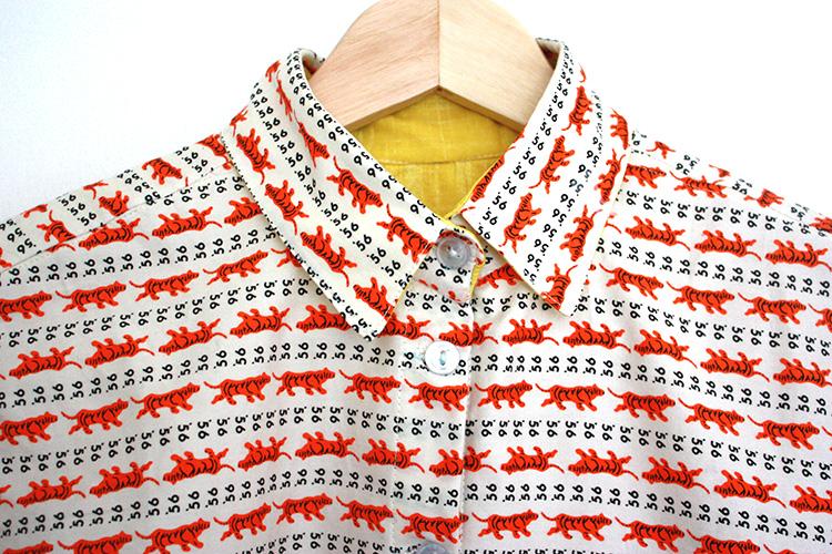 One Little Minute Blog- Archer Shirt