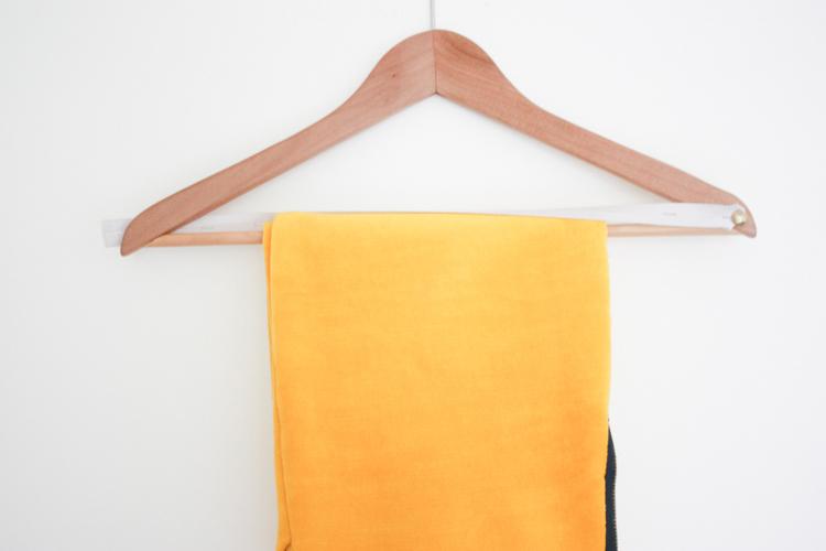 One Little Minute Blog-DIY Ikea Wooden Trouser Hanger