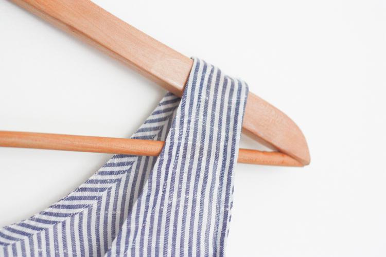 One Little Minute Blog-Easy, Stylish DIY Hanger