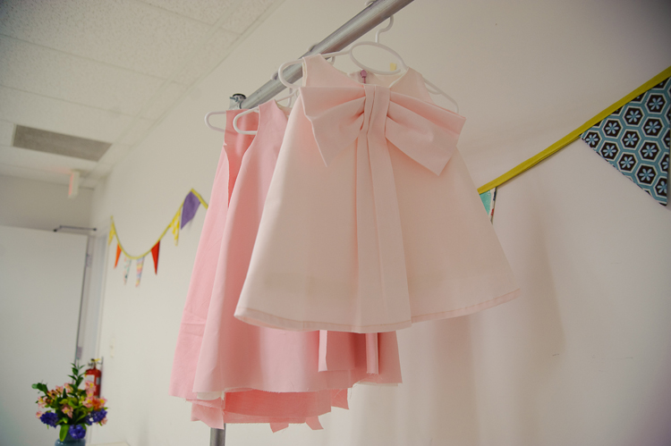 One Little Minute Blog- Sew A Bow DC class