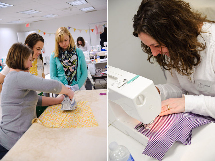 Sew a Bow Class- DC- One Little Minute Blog
