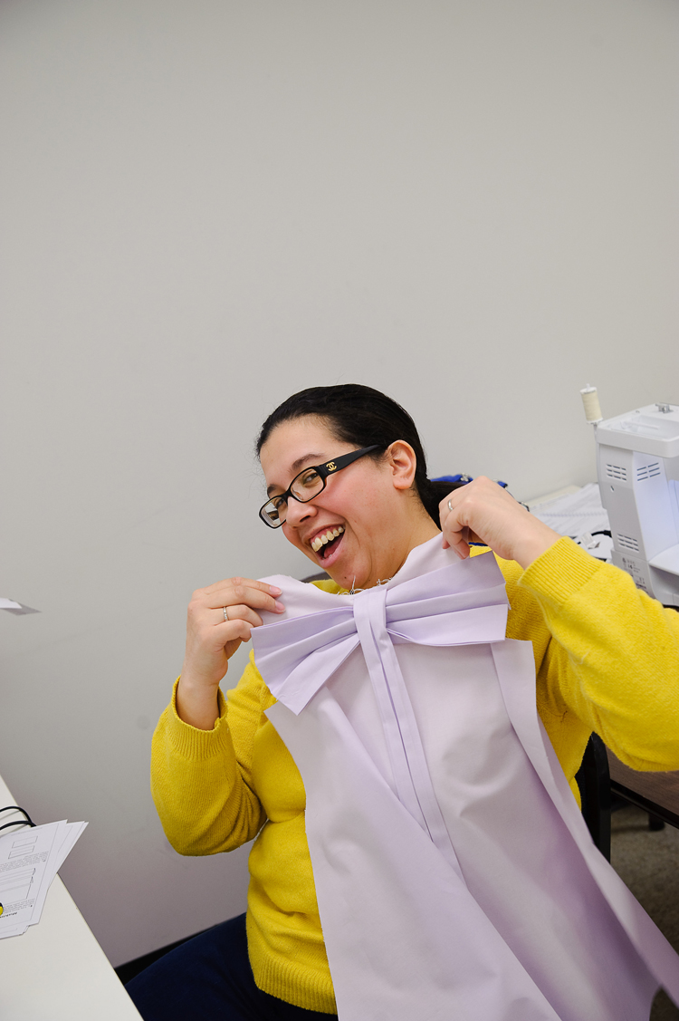 Sew a Bow DC Sewing Class- One Little Minute Blog- So excited!