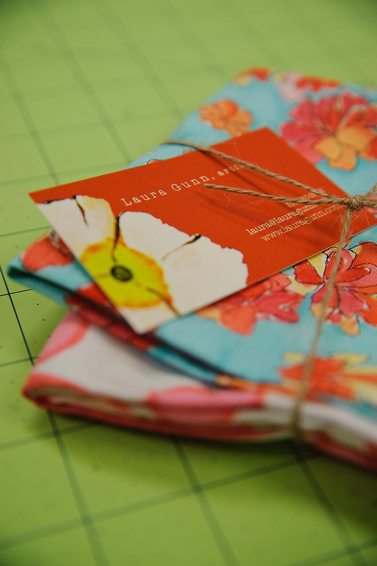 Sew a Bow DC Swag- Laura Gunn Fabric
