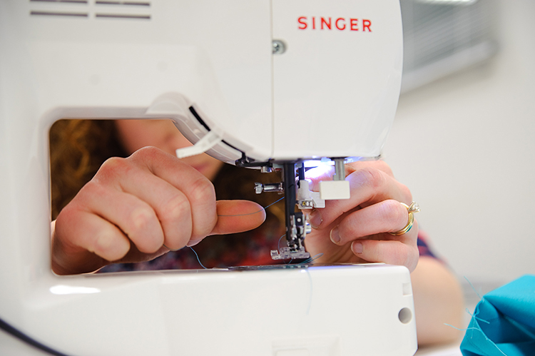Sew a Bow DC class- One Little Minute Blog