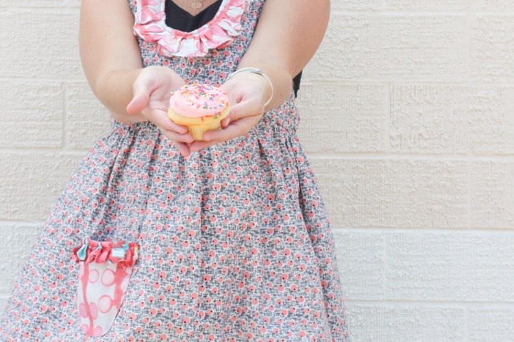 One Little Minute Blog-Ruffled Apron Remix-5