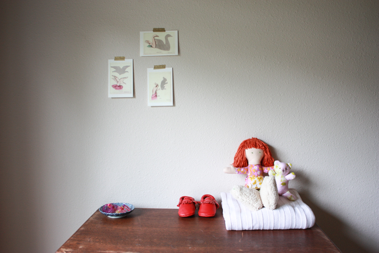 One Little Minute Blog-Handmade Doll-Sewing Tales Blog Hop-2