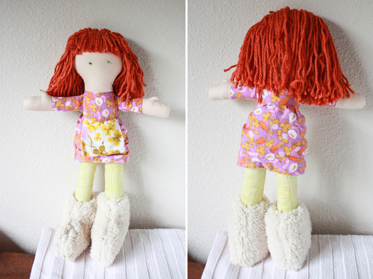 One Little Minute Blog-Handmade Doll- Sewing Tales Blog Hop-20