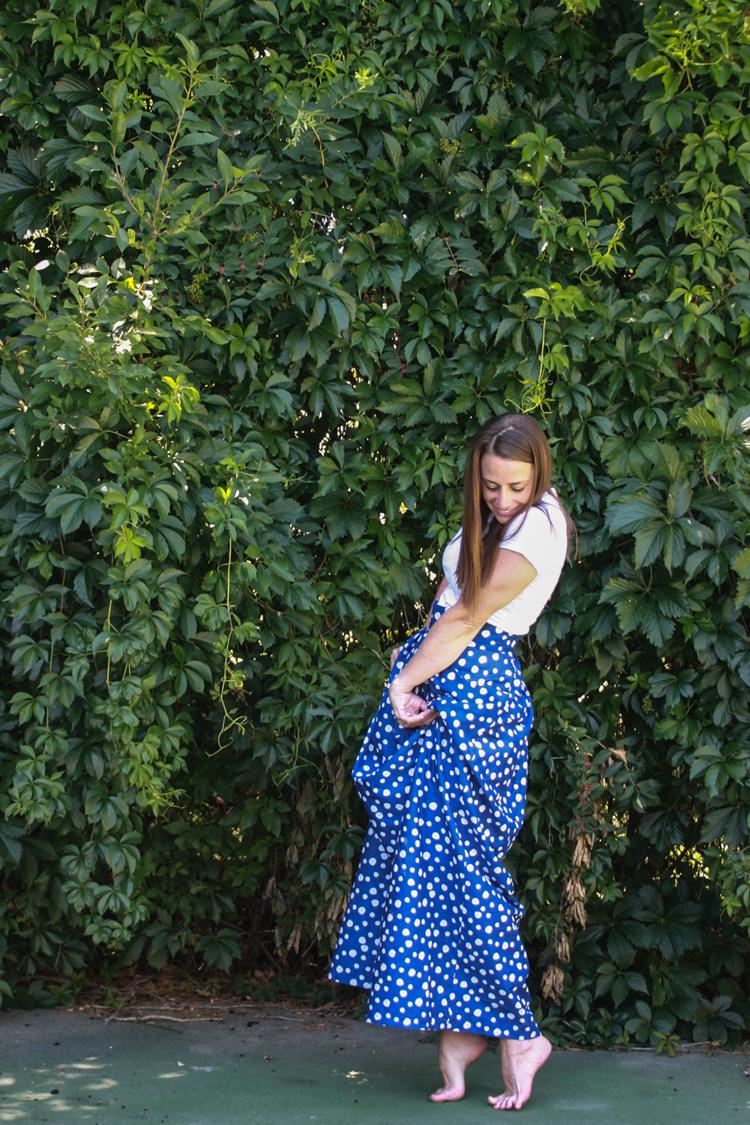 Gleeful Pleated Maxi Skirt-One Little Minute Blog-21