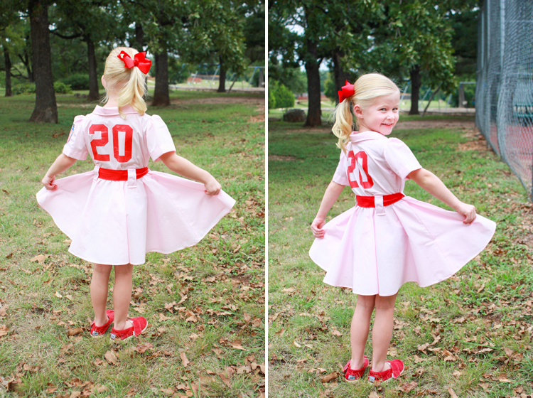 Rockford Peach Dress PDF Pattern-One Little Minute Blog ...  sc 1 st  Live Free Creative Co & Rockford Peach Costume Pattern