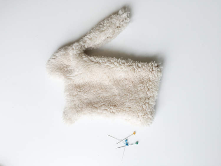 Soft Bunny Rattle DIY- One Little Minute Blog-11