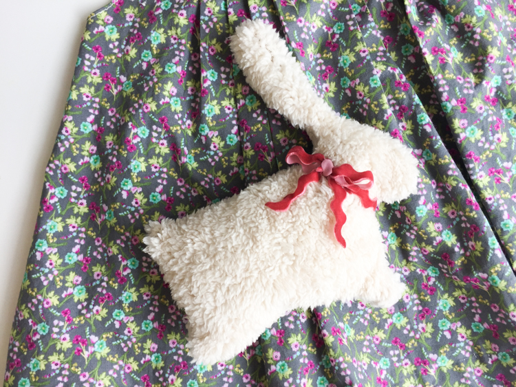 Soft Bunny Rattle DIY- One Little Minute Blog-15
