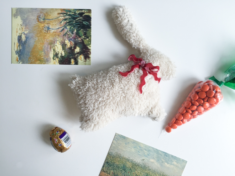 Soft Bunny Rattle DIY- One Little Minute Blog-4