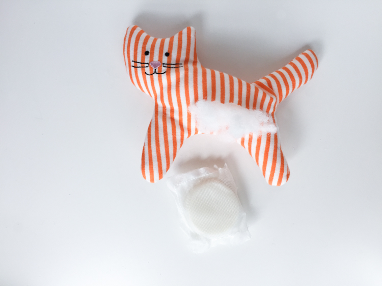 Soft Bunny Rattle DIY- One Little Minute Blog-7
