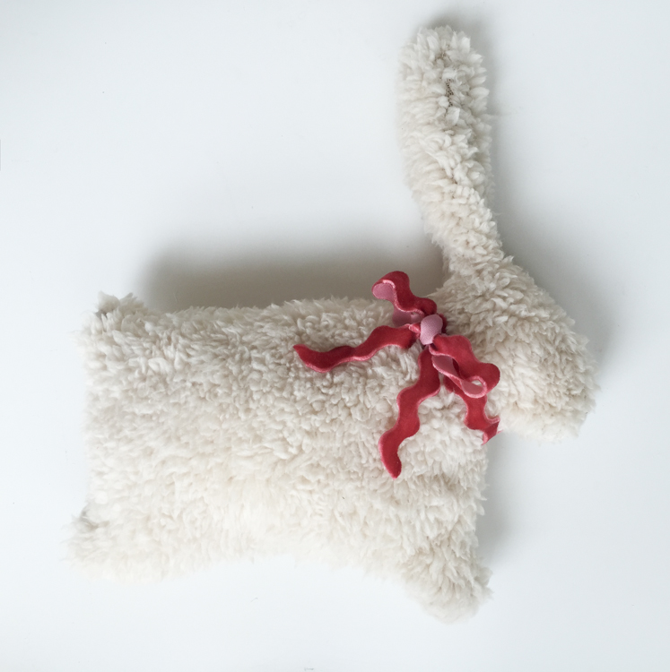 Soft Bunny Rattle DIY- One Little Minute Blog-9