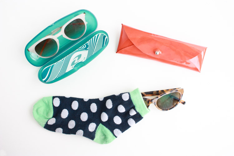 Tips for Keeping Track of Your Sunnies