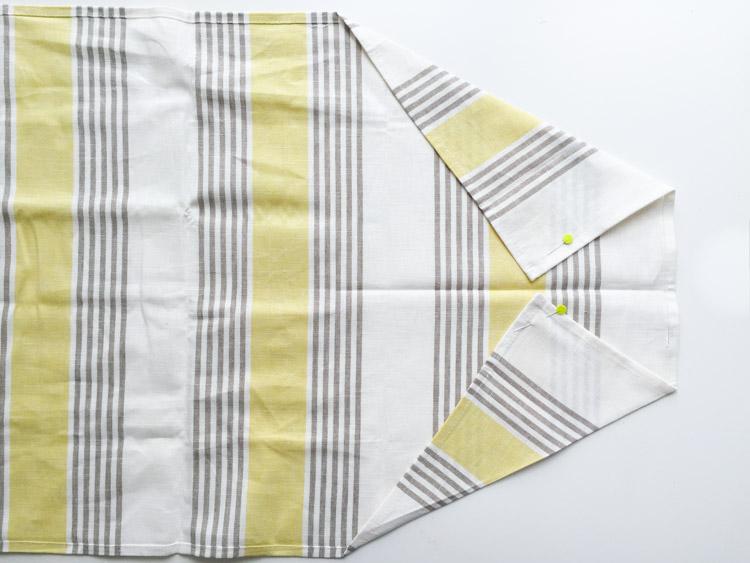 Tea Towel Apron-One Little Minute Blog-4