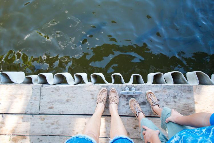 Austin, TX Lake Activities- One Little Minute Blog-10