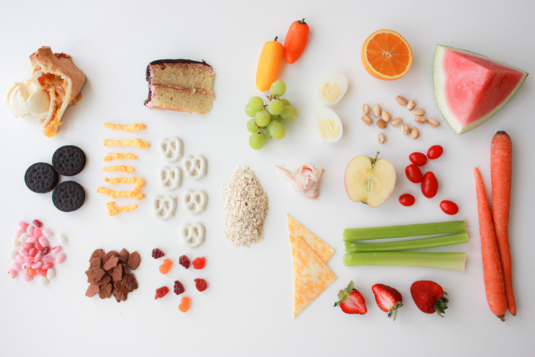 Teaching Healthy Eating to Toddlers -One Little Minute Blog-1