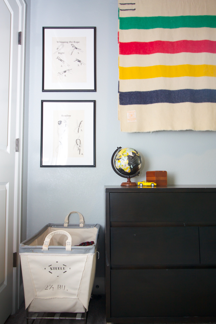Outdoors Inspired Boys Room- One Little Minute Blog-21