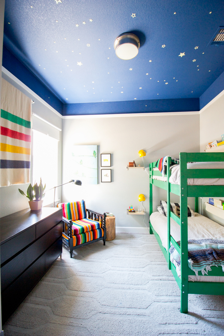 Outdoors Inspired Boys Room- One Little Minute Blog-22