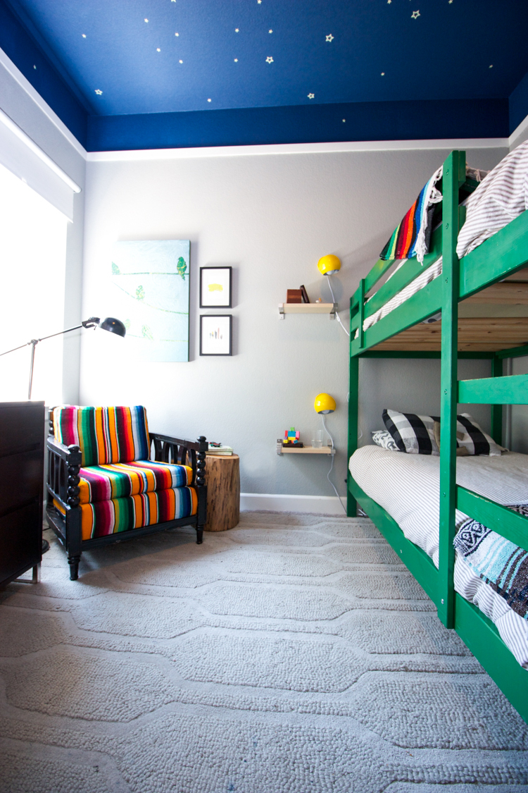 Outdoors Inspired Boys Room- One Little Minute Blog-23