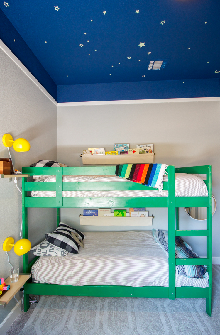 Outdoors Inspired Boys Room- One Little Minute Blog-24