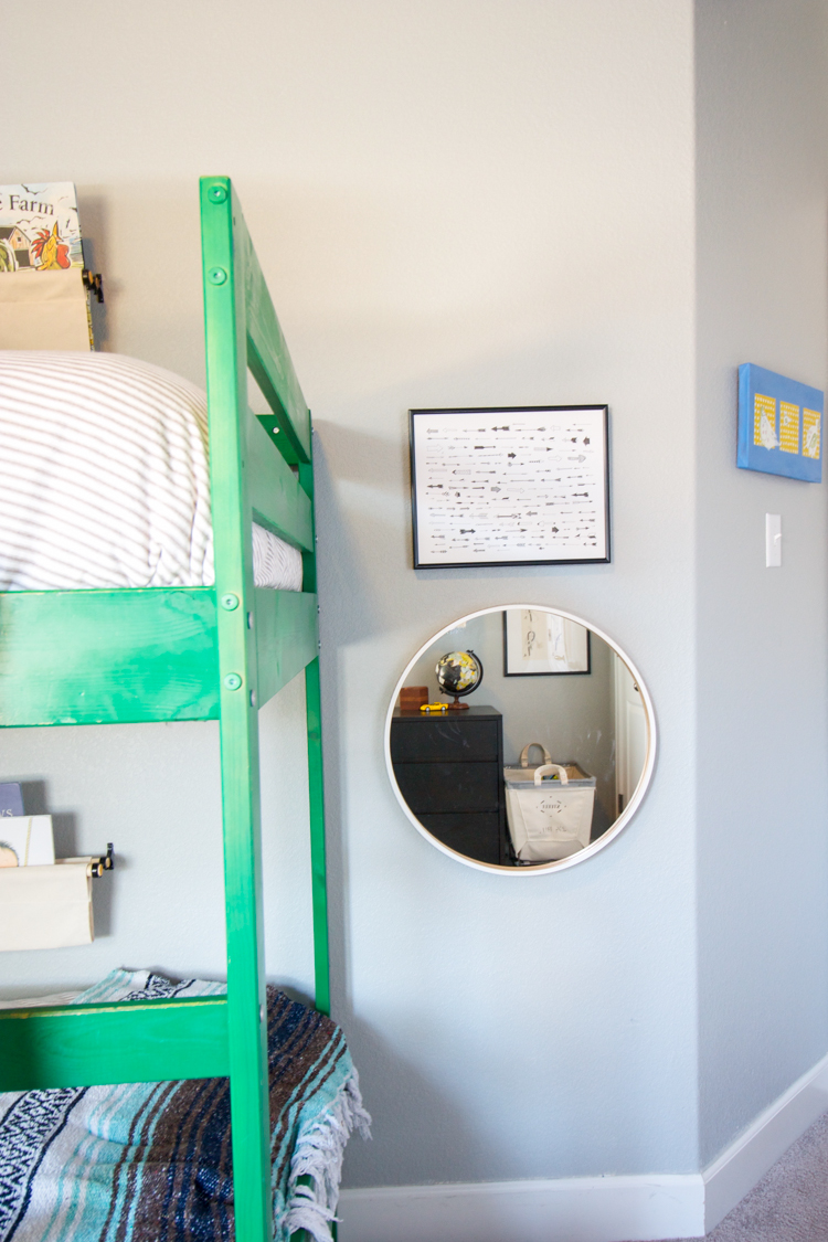Outdoors Inspired Boys Room- One Little Minute Blog-25