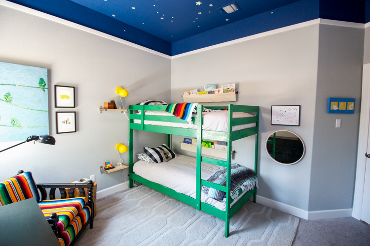 Outdoors Inspired Boys Room- One Little Minute Blog-31