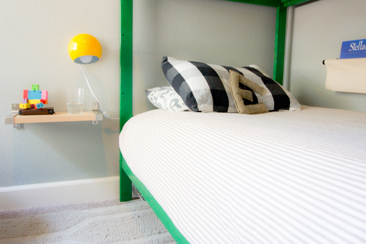 Outdoors Inspired Boys Room- One Little Minute Blog-6