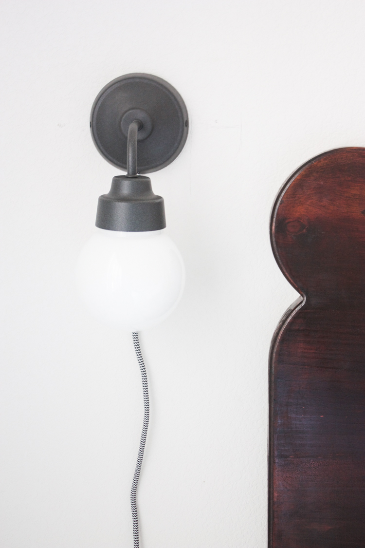Ikea Hack Plug In Wall Sconces