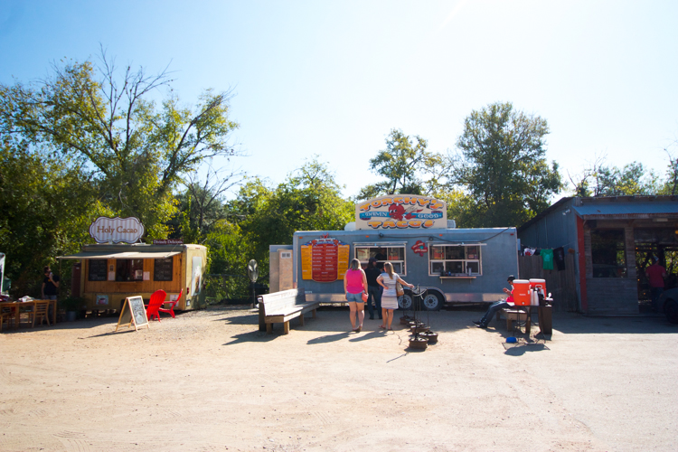 Around Austin- Torchy's + Holy Cacao + Austin Mural -One Little Minute Blog-1