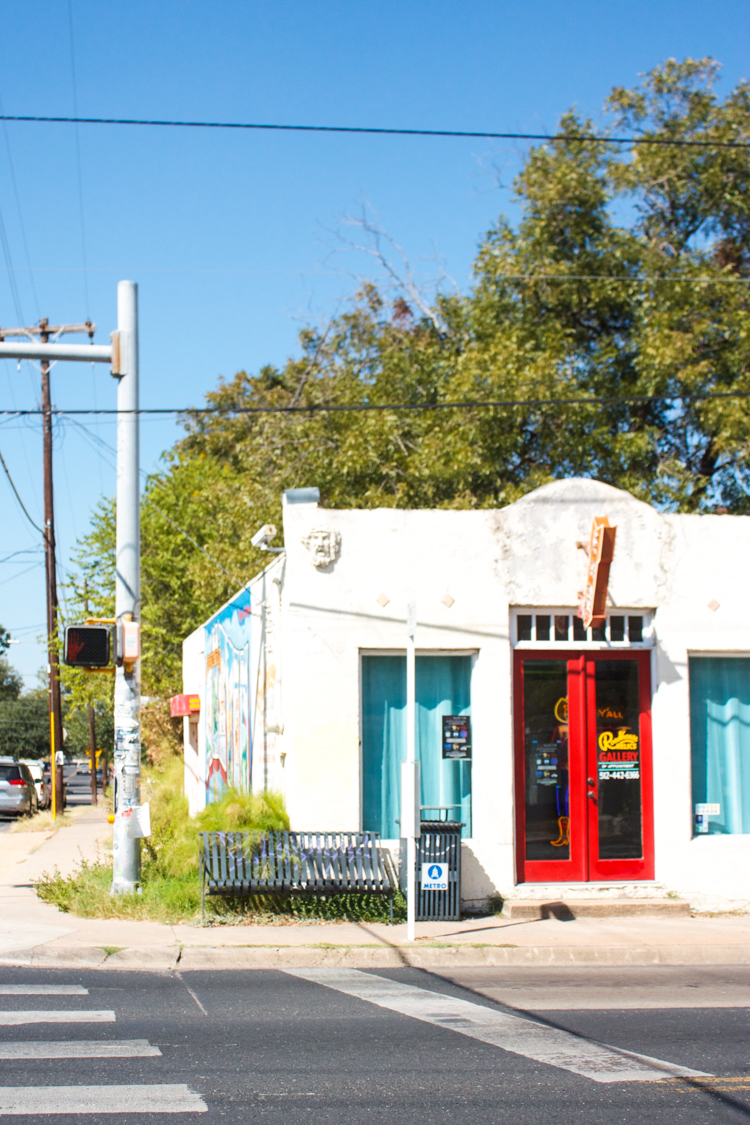 Around Austin- Torchy's + Holy Cacao + Austin Mural -One Little Minute Blog-14