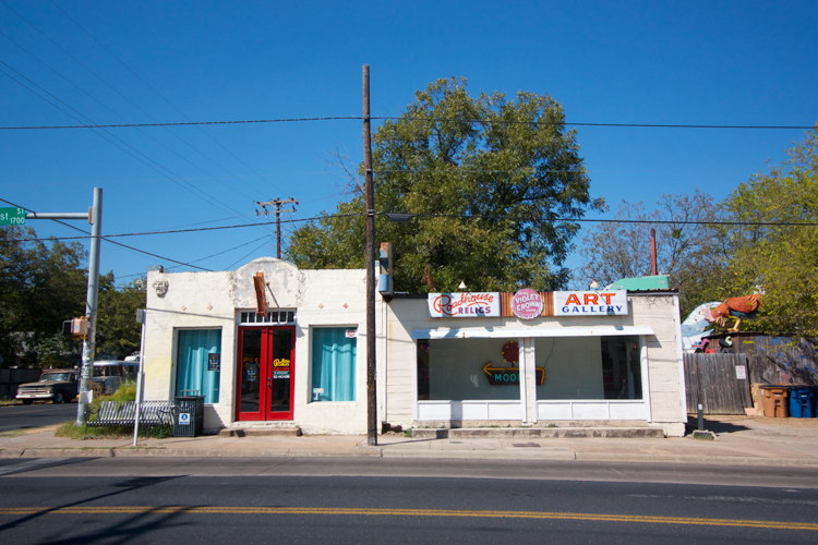 Around Austin- Torchy's + Holy Cacao + Austin Mural -One Little Minute Blog-7