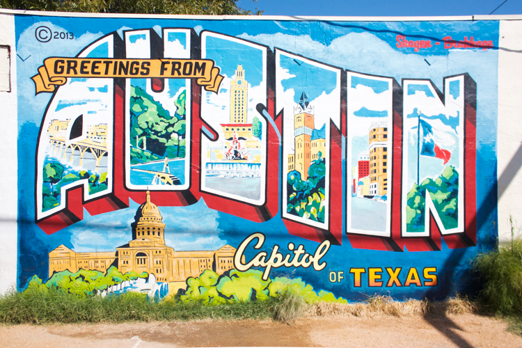 Around Austin- Torchy's + Holy Cacao + Austin Mural -One Little Minute Blog-8